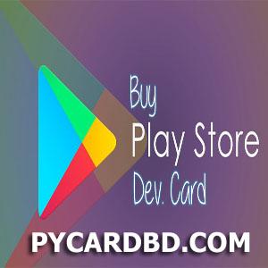 Google Play Developer Verification Card bd