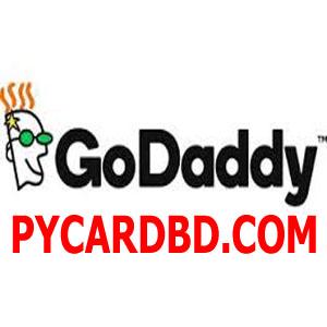 VCC (Virtual Credit Card) GoDaddy bd