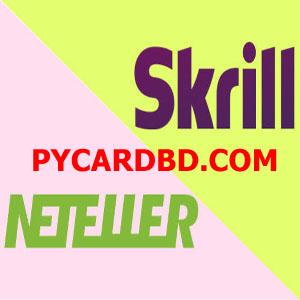 Verified Skrill NETELLER and Bet 365 Account bd